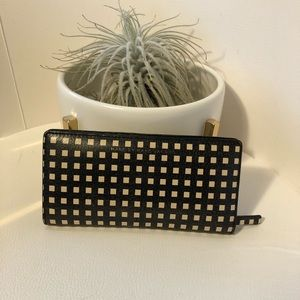 Marc by Marc jacobs checkered wallet
